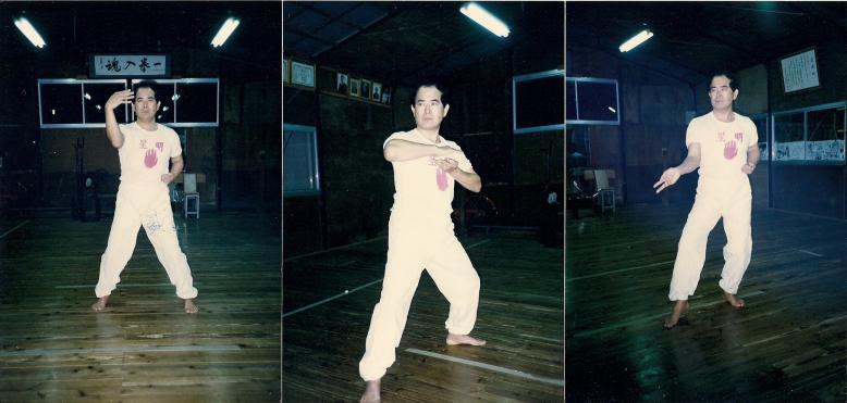 Takamiyagi Hiroshi 1986