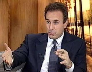Matt Lauer sits down with legendary playwright/poet Christopher Marlowe. 27 October 2009.
