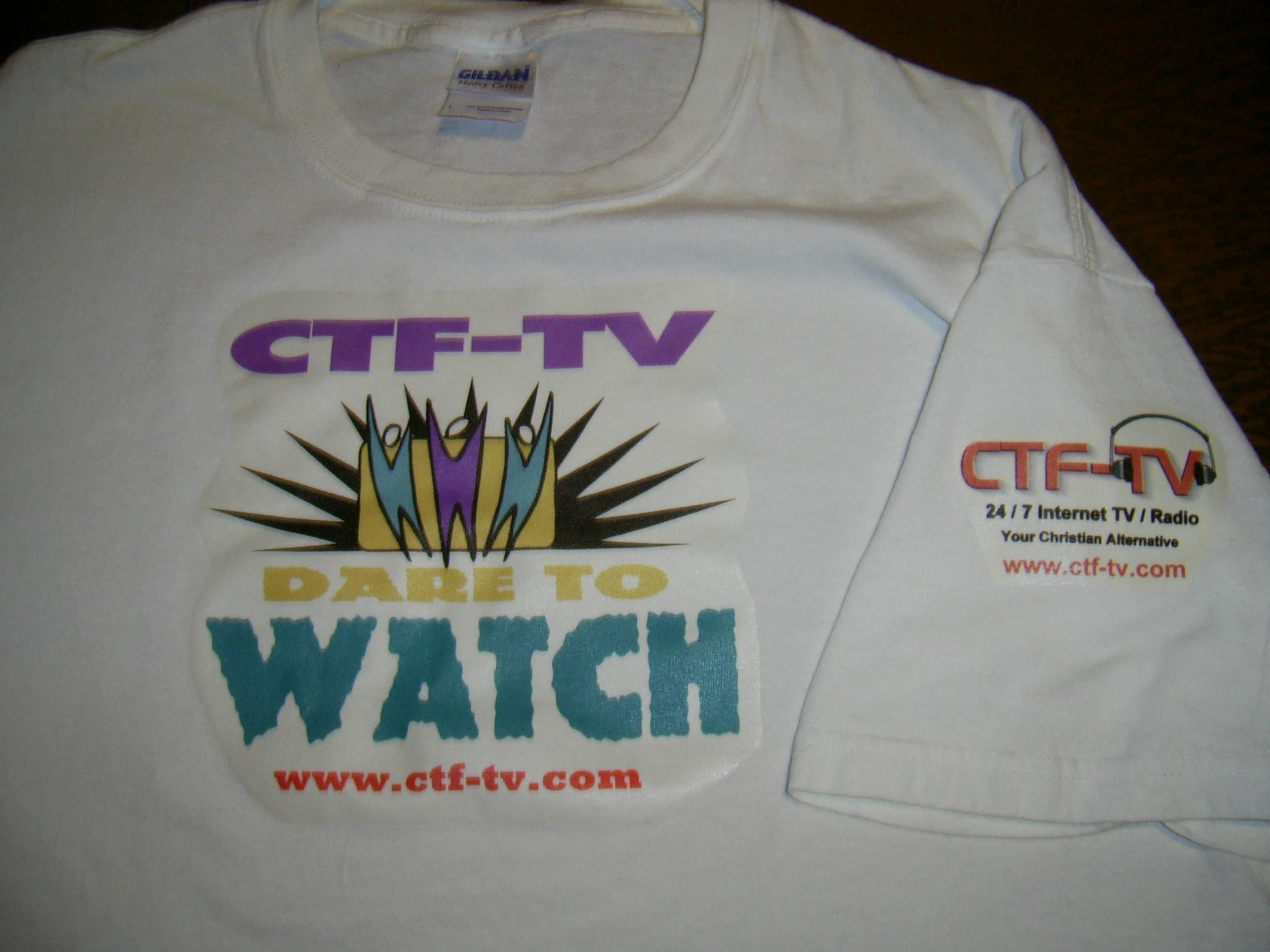 CTF-TV T-shirt
