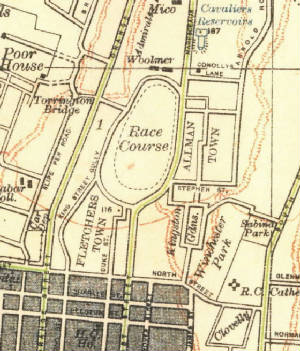 The Racecourse 1912