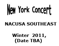 NEW YORK Winter Concert