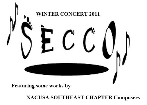 SECCO Winter Concert 2011