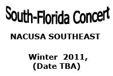 SOUTH FLORIDA Winter Concert 2011