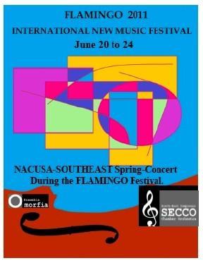 NACUSA-FLAMINGO COncert