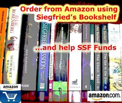 Siegfried's Amazon Bookshelf