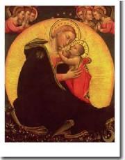 The Madonna of Humility (Dalmasio, 1395)