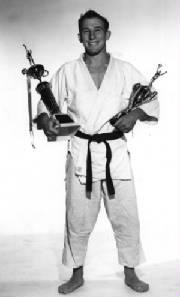 Gene Labell Judo champ 54-55
