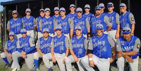 American Legion Post 64 Baseball Team - 2006