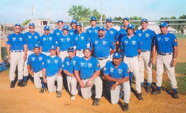 Wicomico Post 64 2005 Team