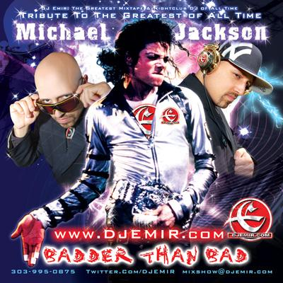 DJ Emir Ultimate Michael Jackson Mixtape