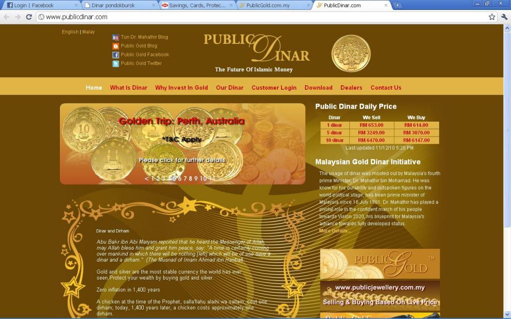 www.publicdinar.com