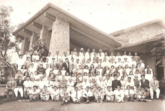 C.H.Prahlada Rao: Tata Institute, Bombay